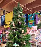 ハワイのクリスマスツリー